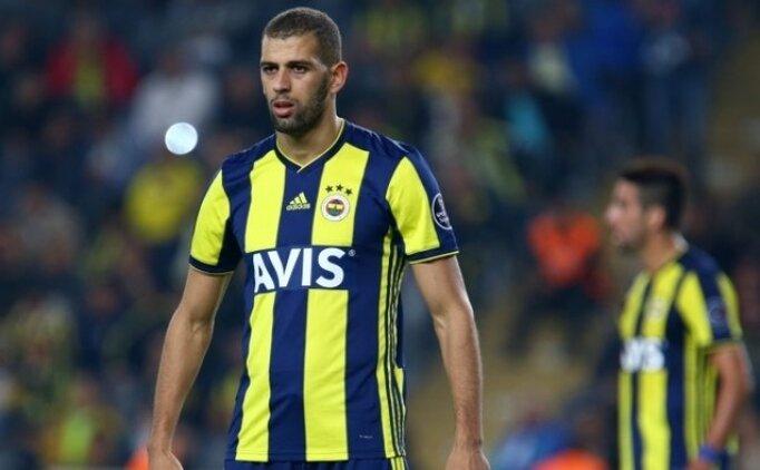 Olympiakos, Islam Slimani için pusuda!