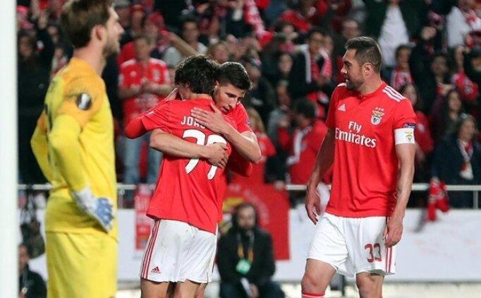 Eintracht Frankfurt Benfica maçı canlı hangi kanalda? Frankfurt Benfica saat kaçta?