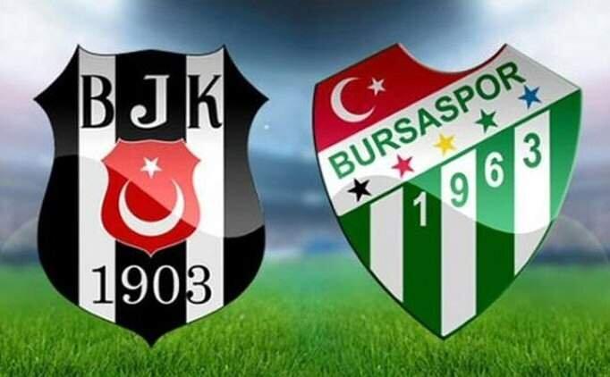 Beşiktaş Bursaspor maçı özet ve Burak Yılmaz'ın gollerini izle