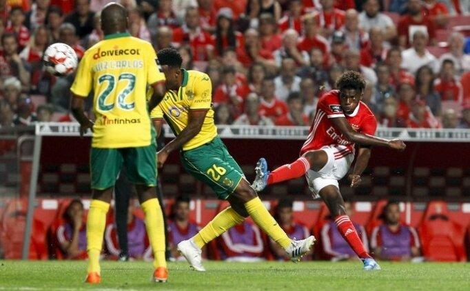 Benfica'dan gösterişli başlangıç! 5 gol...