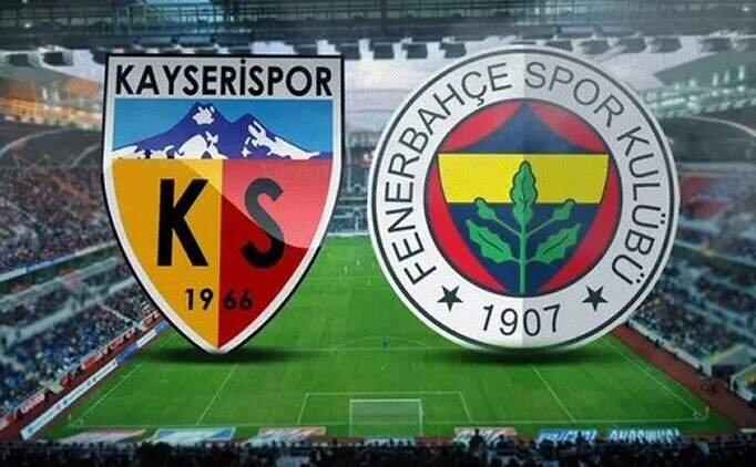 Kayserispor - Fenerbahçe ÖZET İZLE, Kayseri - FB maçı golleri izle