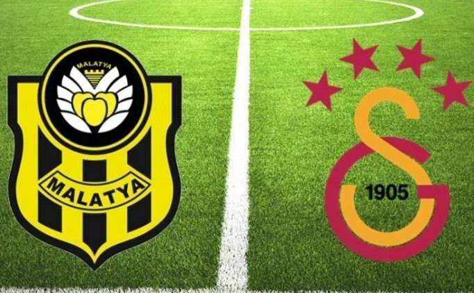 Yeni Malatyaspor Galatasaray maçı özet ve tüm golleri izle