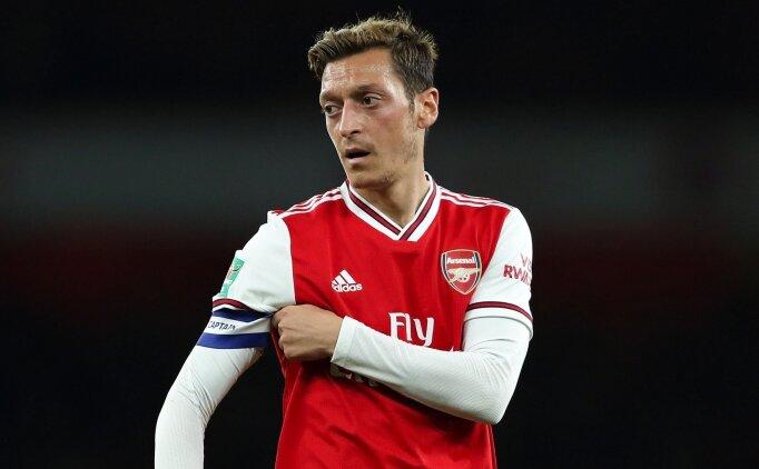 Arsenal Futbol Direktörü'nden Mesut Özil sözleri!