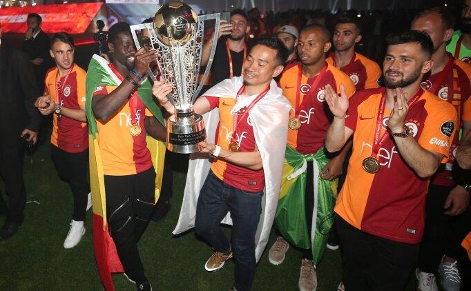Galatasaray'dan 'güncel şampiyonluk sayıları' paylaşımı!