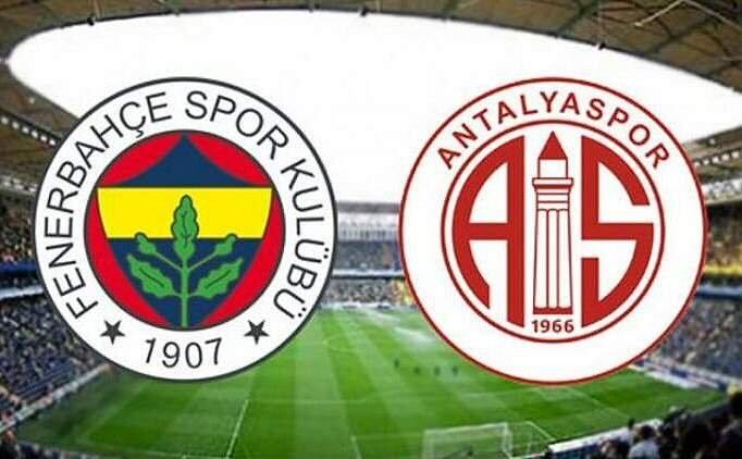 Fenerbahçe Antalyaspor maçı geniş özet ve golleri izle