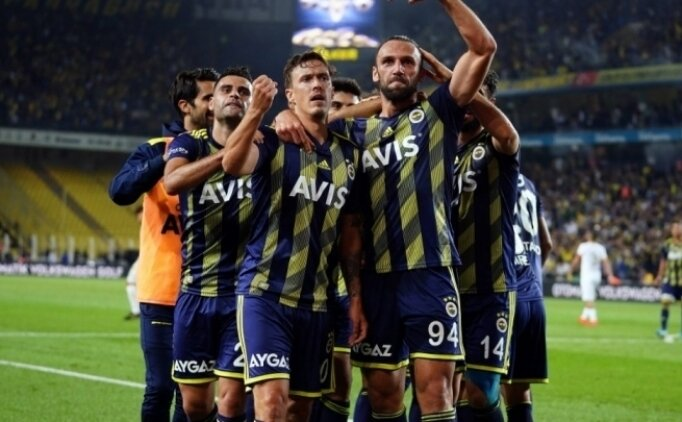 Fenerbahçe'de Vedat Muriqi ve Max Kruse Malatya'da yok