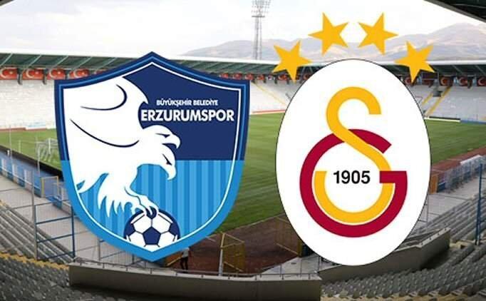 Erzurumspor Galatasaray maçı canlı şifresiz izle (bein sports izle)
