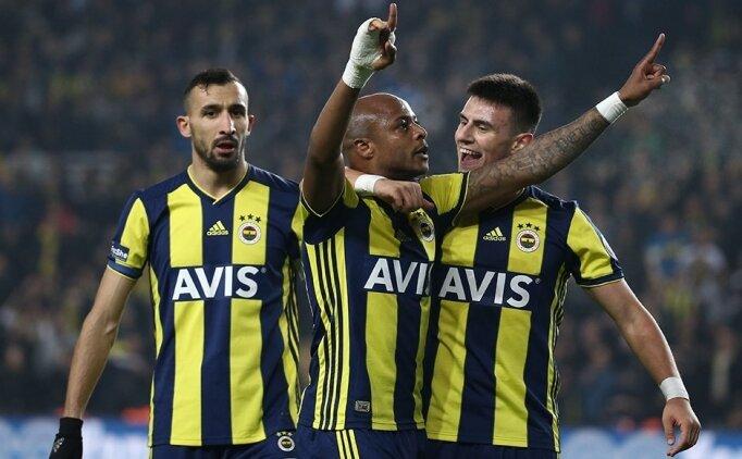 Fenerbahçe'den şampiyonluk için ilk adım Avusturya