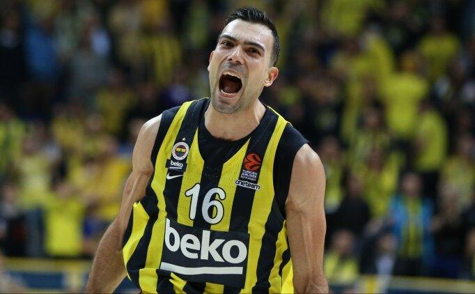 Fenerbahçe'de Kostas Sloukas kararını verdi!
