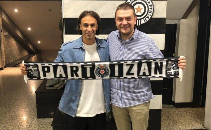 Lazar Markovic, Partizan'a geri döndü!