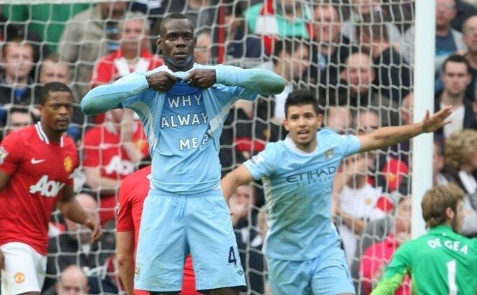 Man City'nin United'a Old Trafford'da '6' attığı maçın özeti