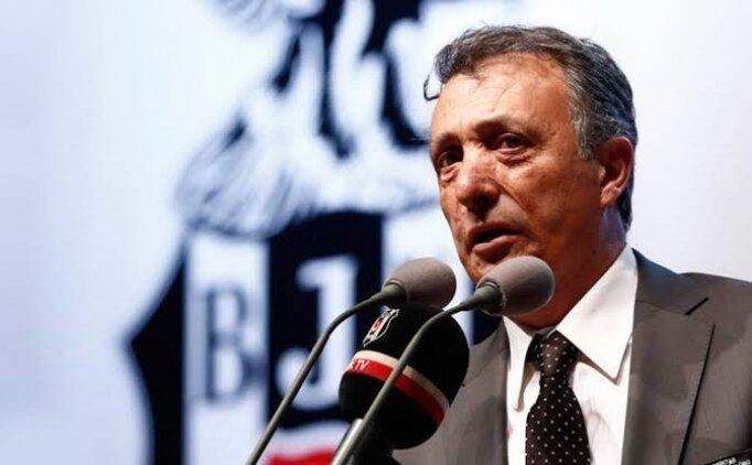 Beşiktaş: 'TFF'ye bir talebimiz olmadı'