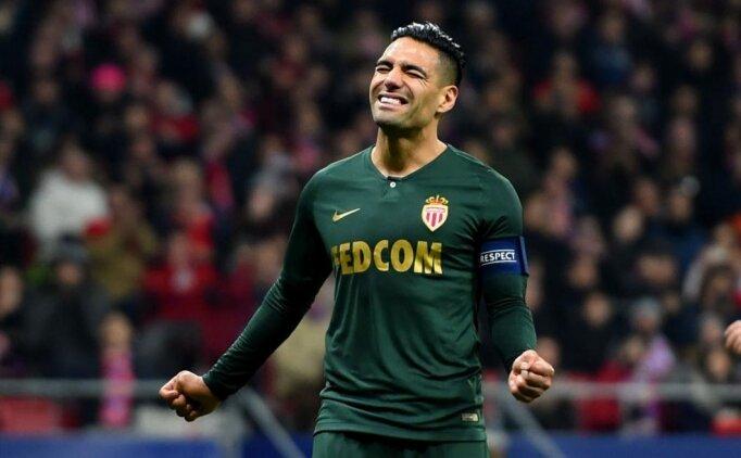 Radamel Falcao için Galatasaray açık opsiyon