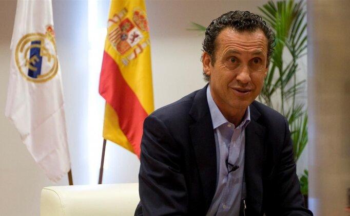 Real Madrid'in efsanesi Valdano: 'G.Saray çok kötü takım'