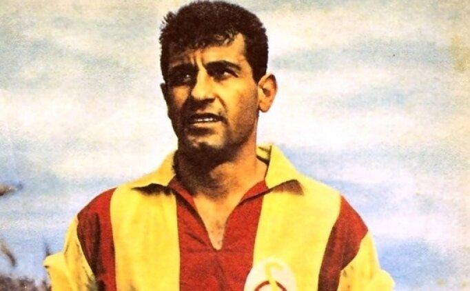 Galatasaray'da efsane Metin Oktay anılacak