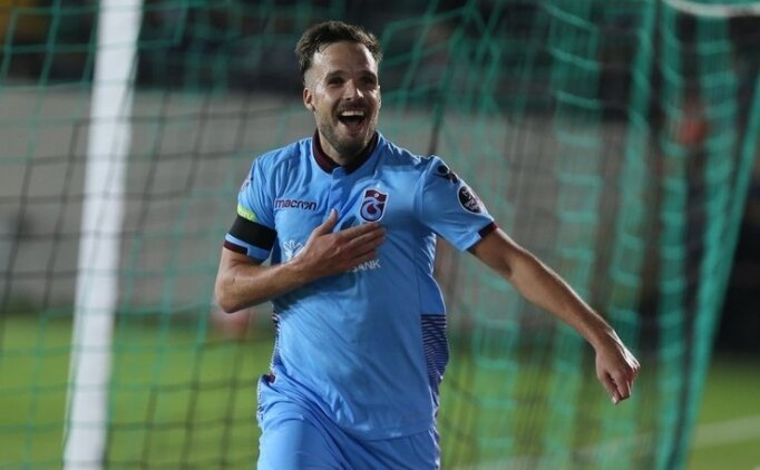 Filip Novak: 'Trabzon'da çok mutluyum'