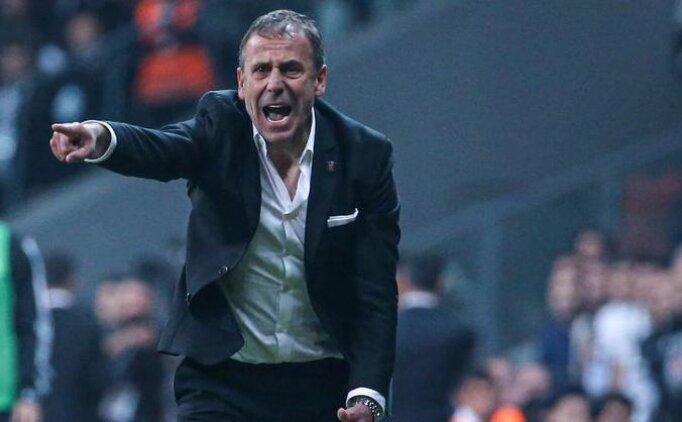 Abdullah Avcı, Beşiktaş'ta ideal 11'ini buldu