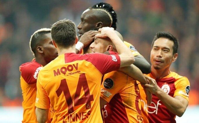 Mbaye Diagne'in 'ilk' heyecanı!..
