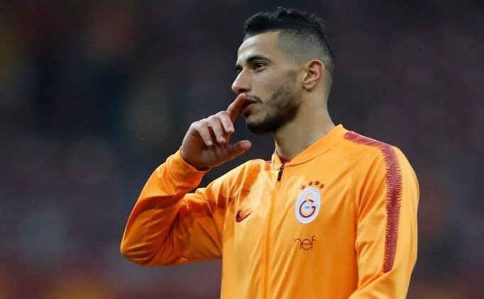 Galatasaray'a Belhanda'dan kötü haber!