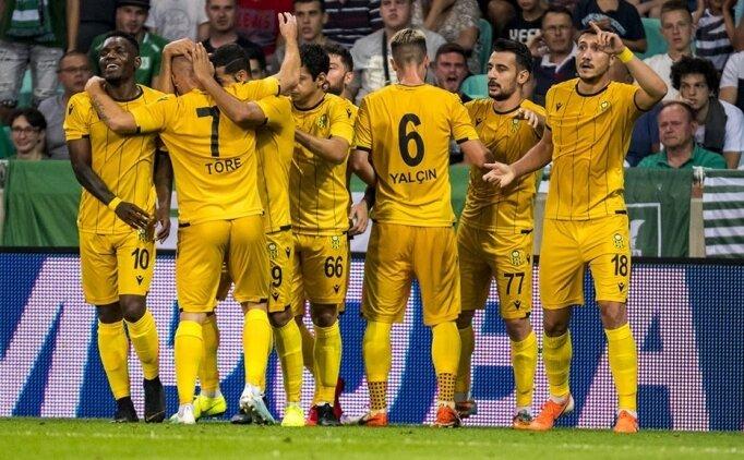 Yeni Malatyaspor, Partizan deplasmanında!