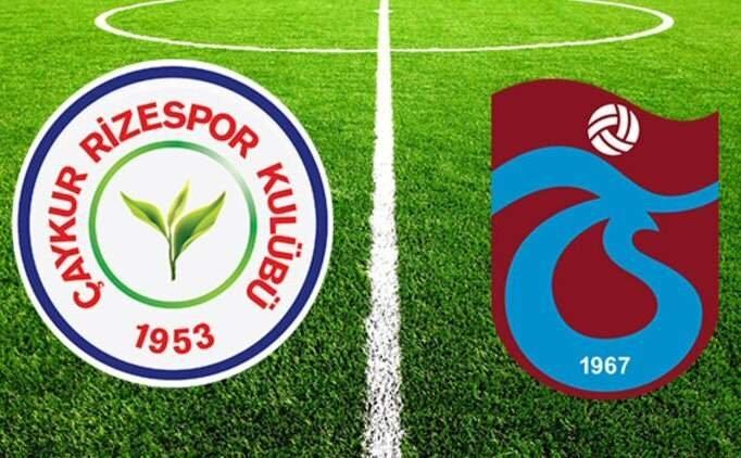 Rizespor TS maçı özet izle, Trabzonspor maçı golleri izle