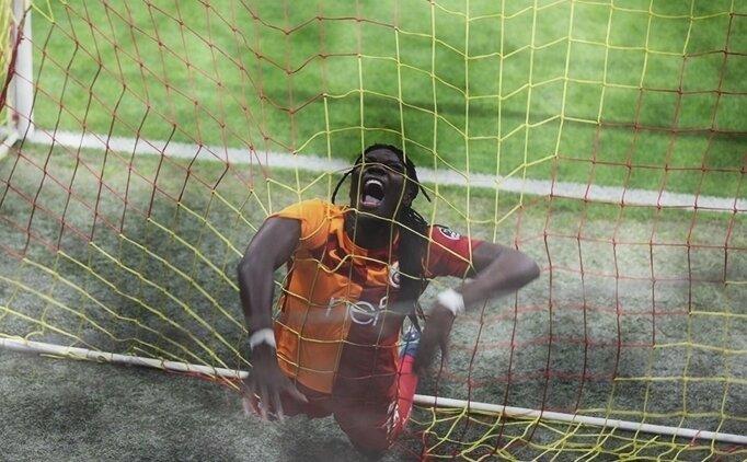 Gomis'ten Galatasaray'a mesaj: 'Geri dönmeye hazırım!'
