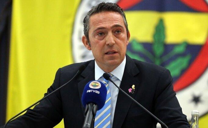 Ali Koç: 'Saha dışında Fenerbahçe-Galatasaray beraberliği olsun'