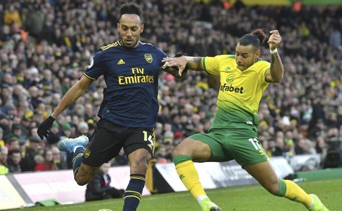 Auba da kurtaramadı, Arsenal yine takıldı