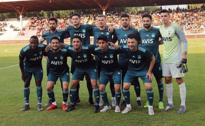 Fenerbahçe'nin, ikinci hazırlık maçındaki rakibi Bursaspor