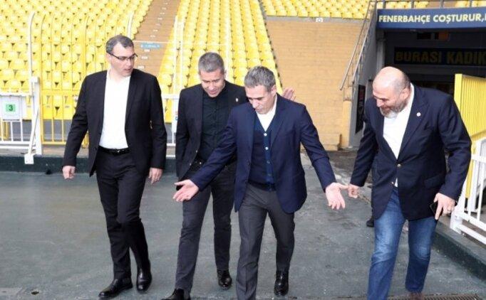 Fenerbahçe'de Yanal-Comolli restleşmesi!