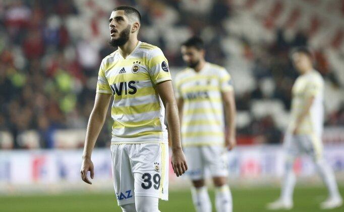 Fenerbahçe, Benzia'yı TFF listesine yazmadı!