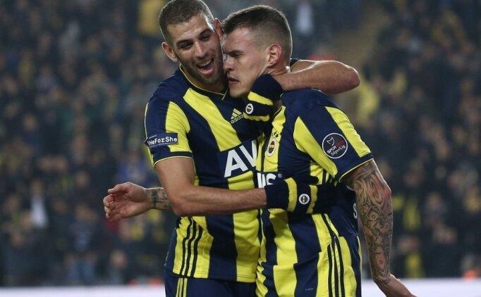 Bursaspor-Fenerbahçe! Muhtemel 11'ler