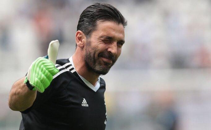 Buffon'dan transfer itirafları! 'Manchester'ı reddettim'