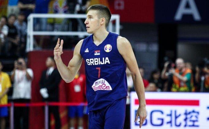 Bogdan Bogdanovic: 'Favori olmak bizi etkiledi'