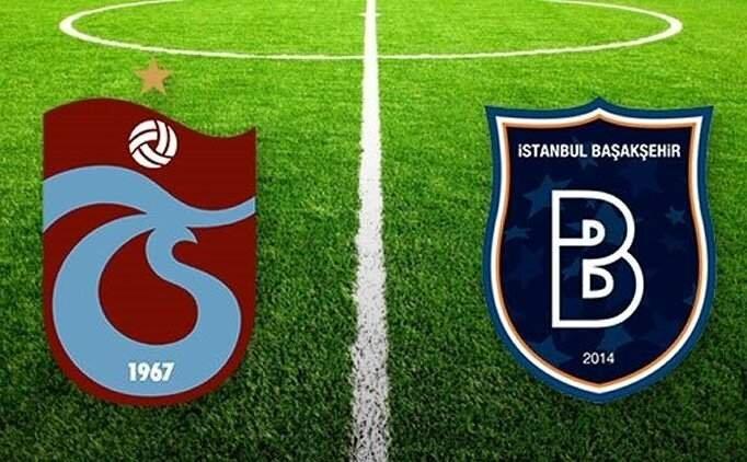 Trabzonspor Başakşehir maçı geniş özet ve tüm golleri izle