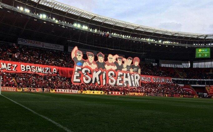 Eskişehirspor, transfer yasağını fırsata çevirdi
