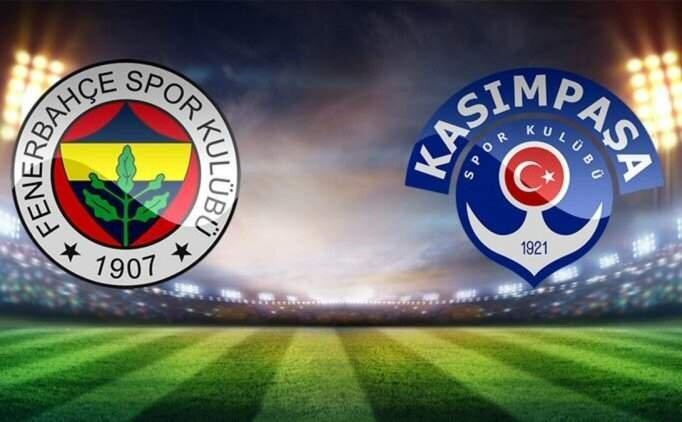 Fenerbahçe Kasımpaşa ÖZET izle, FB Kasımpaşa golleri