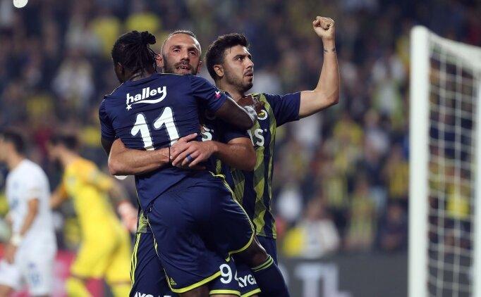Vedat gol atarsa Fenerbahçe kazanıyor