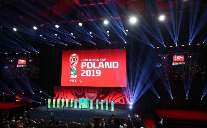 FIFA 20 Yaş Altı Dünya Kupası heyecanı başlıyor