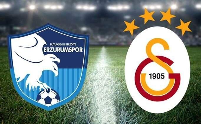 Erzurum GS maçı ÖZET İZLE Erzurumspor Galatasaray golleri izle