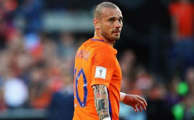 Murat Sancak: 'Sneijder ile görüşmeler olumluydu ama...'