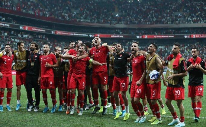 Türkiye 575. maçına çıkıyor
