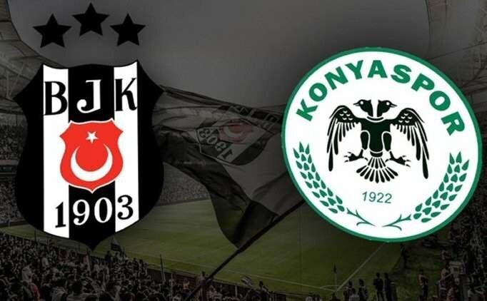 ÖZET İZLE Beşiktaş Konyaspor maçı golleri izle