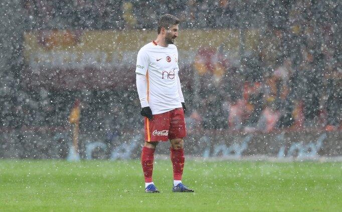 Galatasaray'da sürpriz gelişme: Sabri Sarıoğlu!
