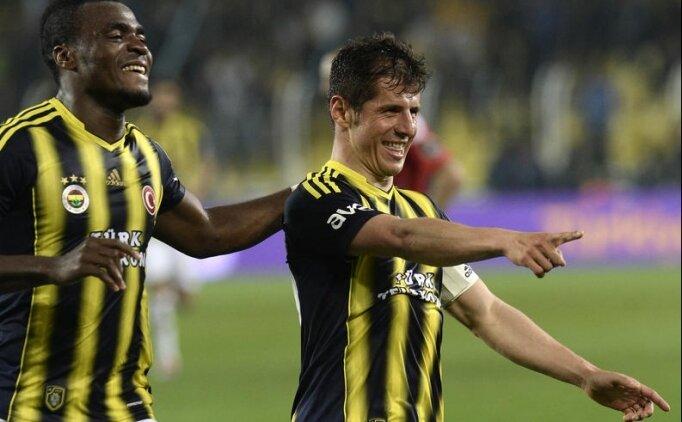 Emre Belözoğlu'nun Fenerbahçe'deki büyük hayali