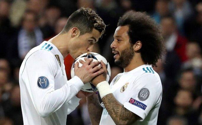 Ronaldo, Marcelo'yu Juve'ye ayartıyor