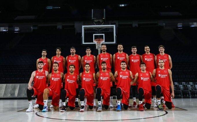 A Milli Erkek Basketbol Takımı, Çin'deki ilk antrenmanını yaptı