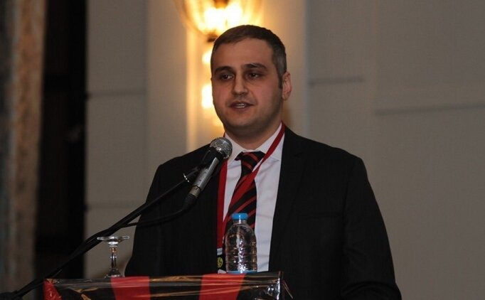Eskişehirspor'da yeni başkan Kaan Ay oldu