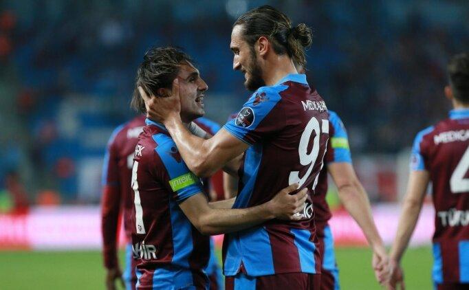 Trabzonspor'a Yusuf ve Abdülkadir'den 65 gollük katkı!