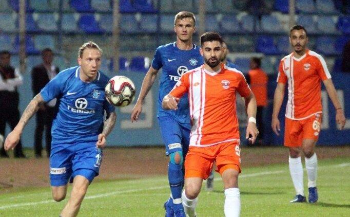 Adanaspor Adana Demirspor derbisinde 59. perde açılacak